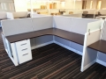 Segmented Cubicle Install 5