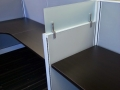 Segmented Cubicle Install 4 With Glass