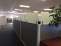 Cubicles with Glass 2