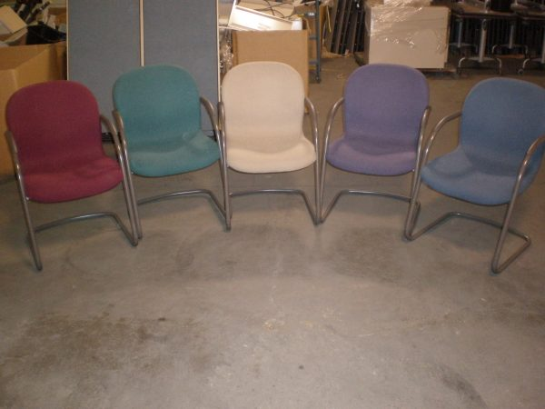 Herman Miller Ambi Side Chairs