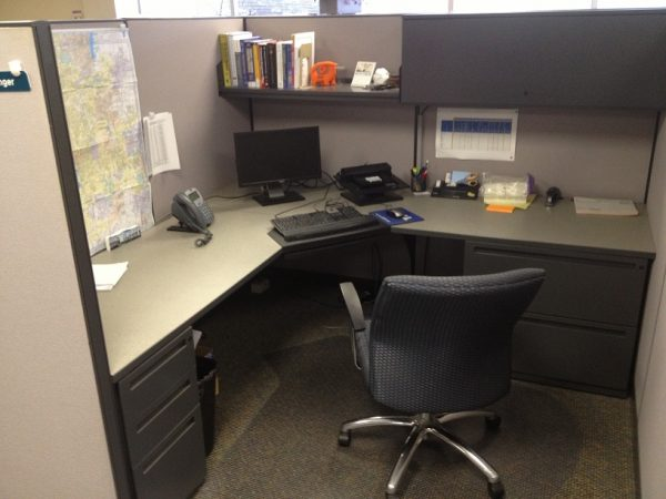 Used Kimball Workstations in Ohio