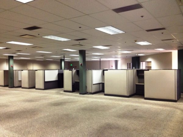 Haworth Powerbase Cubicles