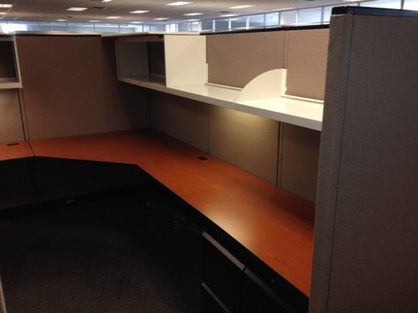 Allsteel Concensys Cubicles In Dallas