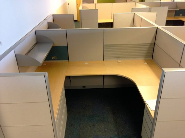 Allsteel Terrace Cubicles