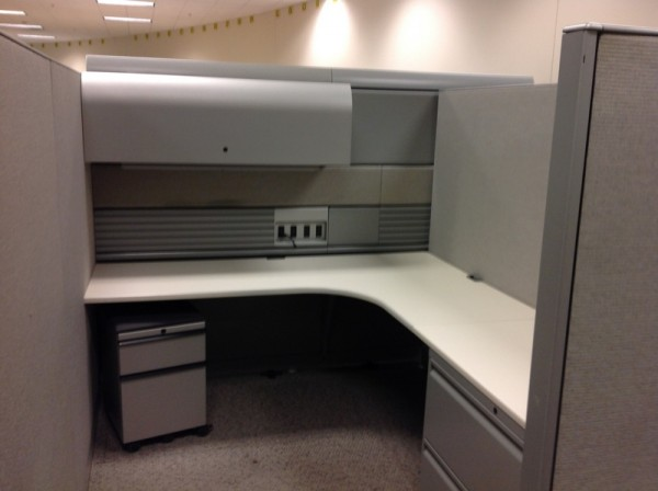 Knoll Morrison Cubicles, Like New